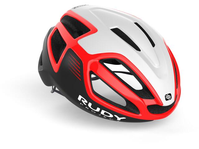 Rudy Project Spectrum Cykelhjälm red/black shiny